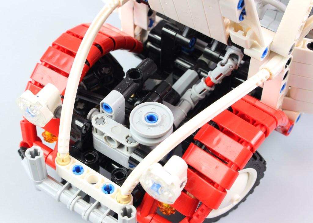 Lego Technic 1/15 Citroën 2CV « Nico71's Creations