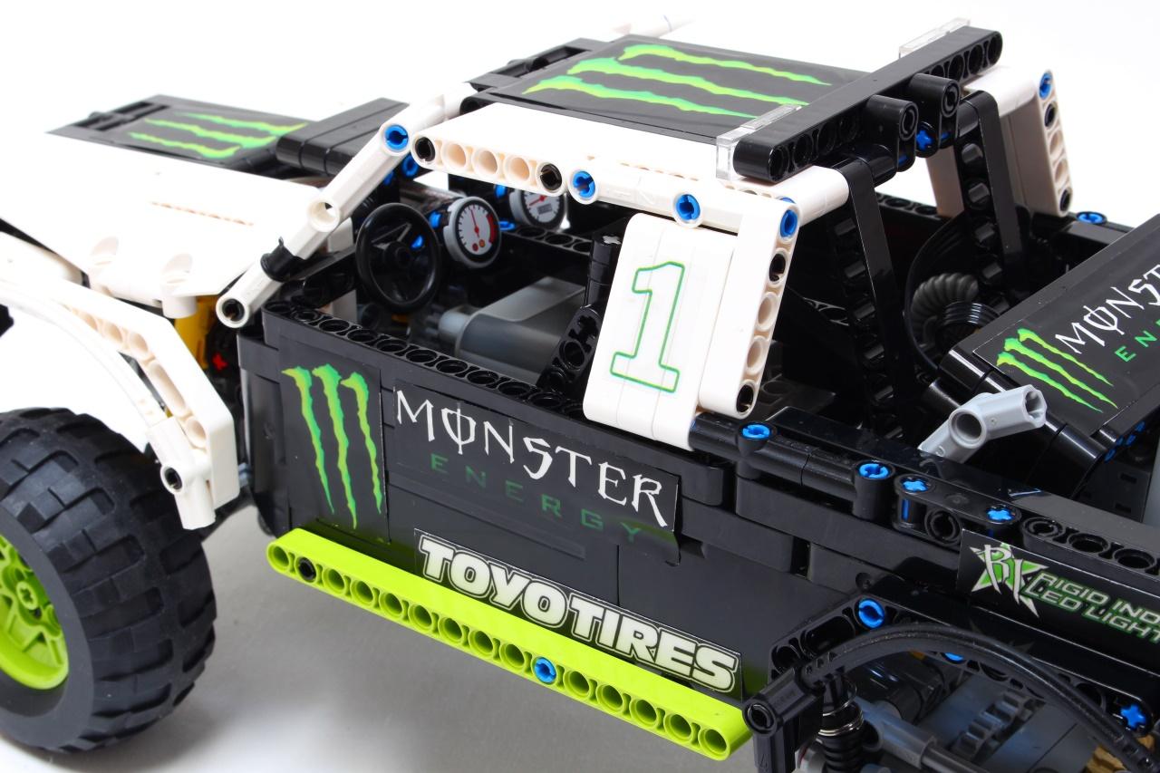 monster energy baja truck recoil nico71 39 s creations. Black Bedroom Furniture Sets. Home Design Ideas