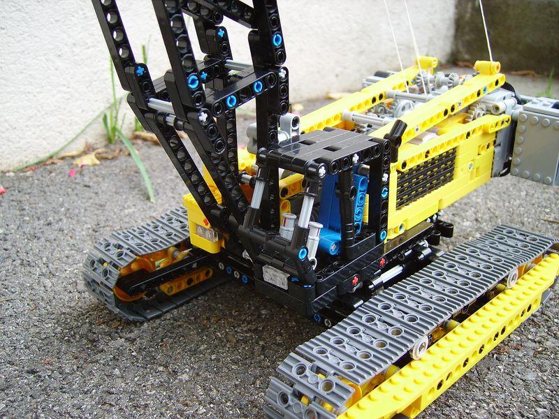 Crawler Crane Nico71s Creations
