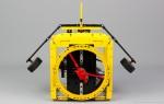Lego-Technic-Balance-Clock-1