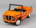Lego-Technic-Citroen-Mehari-20