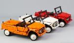 Lego-Technic-Citroen-Mehari-8