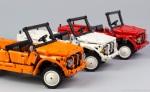 Lego-Technic-Citroen-Mehari-9