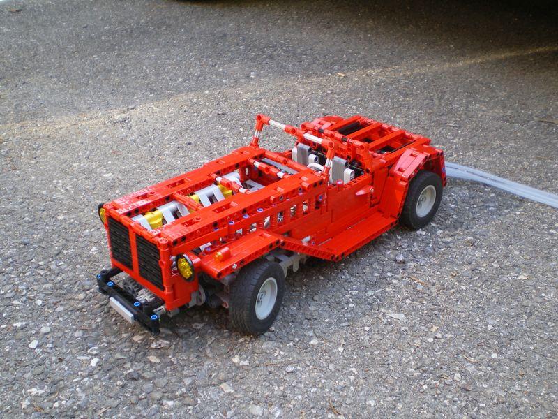 Lego Pneumatic Engine « Nico71's Creations