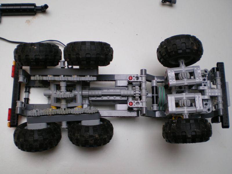 Mini Trial Truck 66 Nico71s Creations