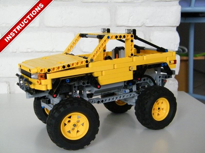 Trial Trucks Nico71s Creations