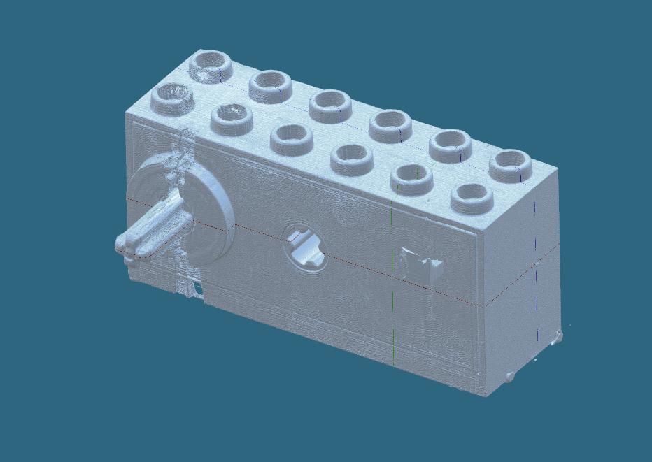 Lego Under X Ray 2 Wind Up Motor Nico71s Creations