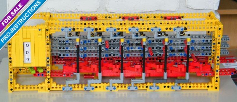 Lego Computer Digicomp Nico71s Creations