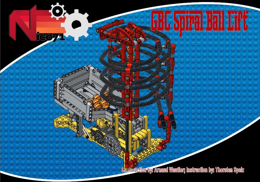 Gbc Spiral Ball Lift Nico71s Creations