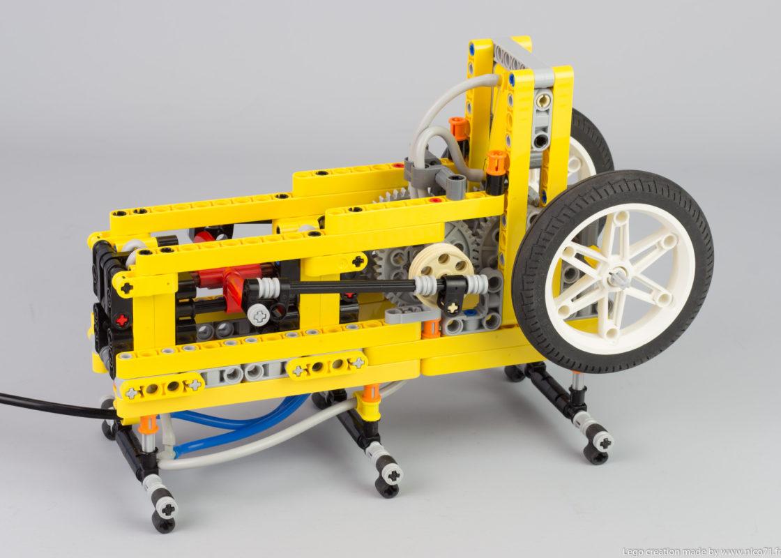 Lego ® Technique Pneumatic
